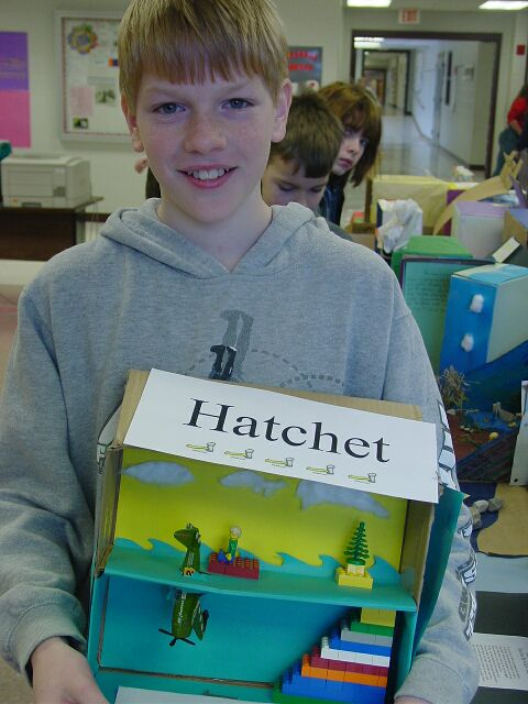 Hatchet book report 6th grade